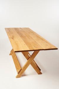 Dinertafel 2 meter eiken woody-line