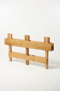 Woody Original Bartable bench XL oak line foldable
